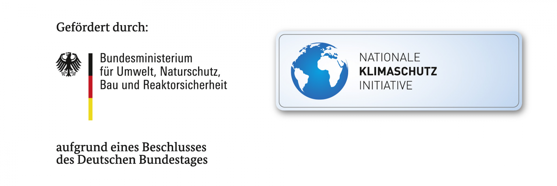 Gefördert von BMUB & NKI